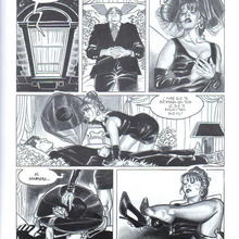 Striptease de Giovanna Casotto