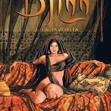 Djinn 1 La Favorita de Jean Dufaux, Ana Miralles
