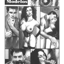 Artistas y Modelos de Josep de Haro