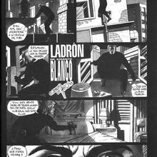 Ladron de Guante Blanco de Josep de Haro