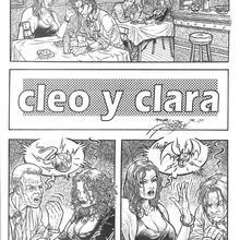 Cleo y Clara de Juan Jose Ryp