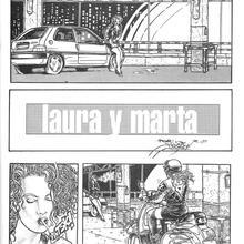 Laura y Marta de Juan Jose Ryp