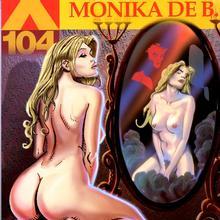 Los Amores De Monika B de Massimo Rotundo