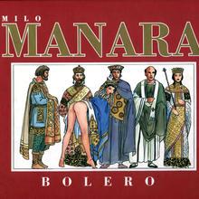 Bolero de Milo Manara