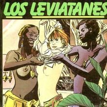 Los Leviatanes de Paul Gillon