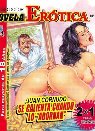 Juan Cornudo se Calienta cuondo lo Adornan por A Puro Dolor