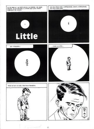 Little por Abuli, Jordi Bernet
