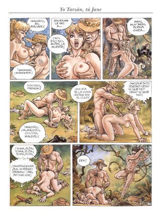 Yo Tarzan Tu Jane de Abuli, Vega
