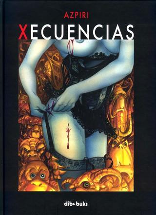 Xecuencias by Alfonso Azpiri