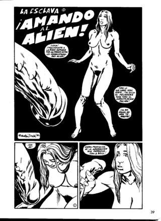 Amando Al Alien de Anton Drek