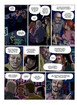 Susanida en la Gran Ciudad 3 El Miedo por Atilio Gambedotti