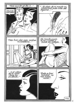 Diario de Melanie de Barosso, Helga