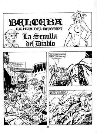 La Semilla del Diablo por Belceba