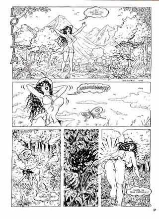 Lolita Centauro por Belore