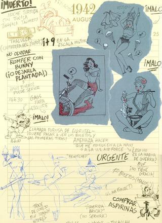 Pin-Up 3 de Berthet, Yann