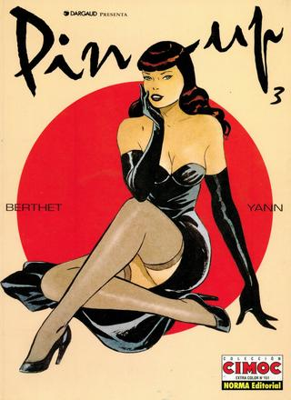 Pin-Up 3 de Berthet, Yann