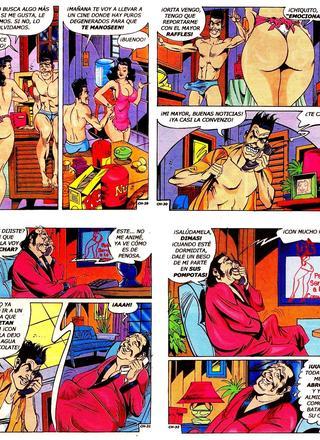 Cinemaniaca Sexual de Chambeadoras