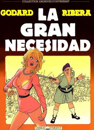 La Gran Necesidad Ribera de Christian Godard, Julio Ribera