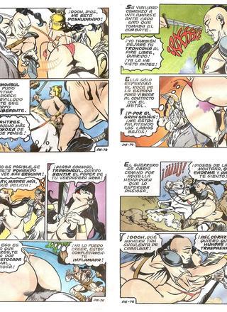 La Guerra de los Sexos por Delmonicos Erotika