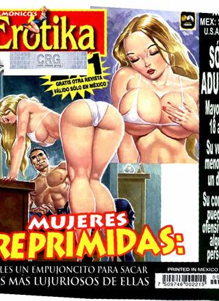 Mujeres Reprimidas por Delmonicos Erotika