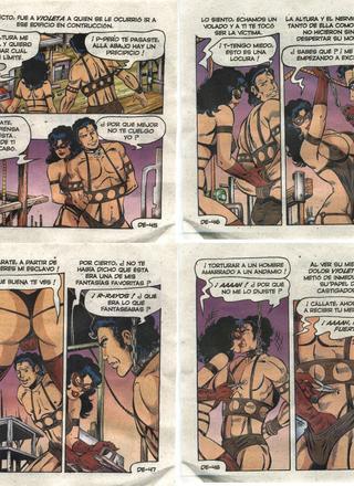 Bodage por Delmonicos Erotika
