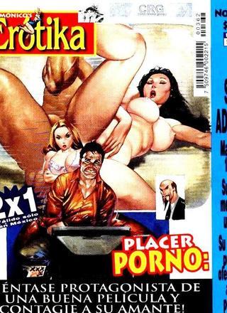Placer Porno por Delmonicos Erotika