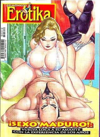 Sexo Maduro por Delmonicos Erotika