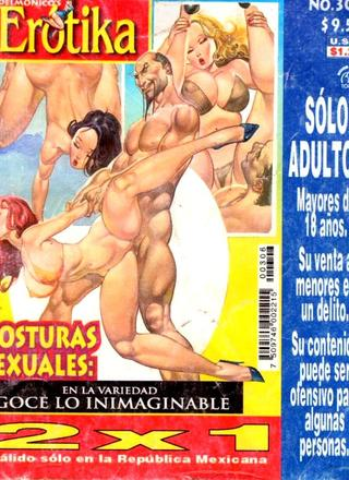 Posturas Sexuales por Delmonicos Erotika