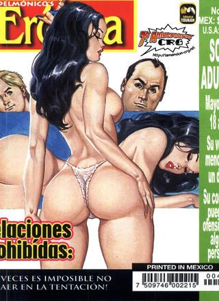 Relaciones Prohibidas por Delmonicos Erotika
