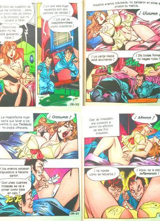 Enamos Jariosos por Delmonicos Erotika