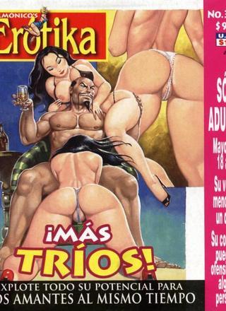 Mas Trios by Delmonicos Erotika