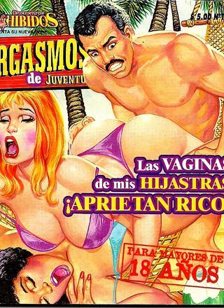 Las Vaginas de mis Hijastras Aprientan Rico van Encuentros Prohibidos