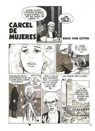 Carcel de Mujeres by Erich von Gotha
