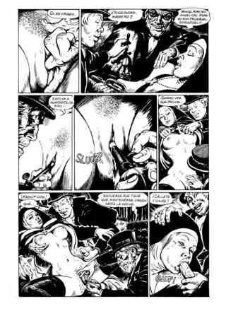El Prostibulo del Terror 15 por Francisco Solano Lopez