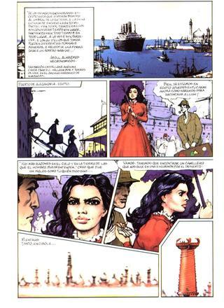 En el Imperio de Shet 5 por Francisco Solano Lopez