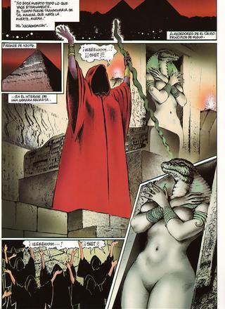 En el Imperio de Shet 1 por Francisco Solano Lopez