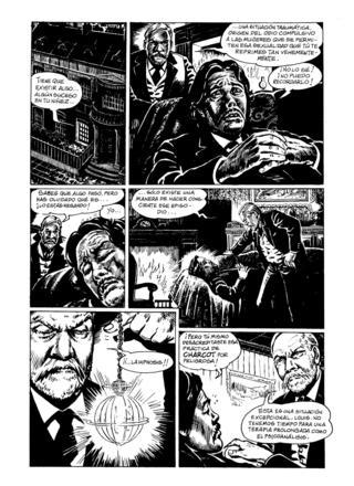 El Prostibulo del Terror 16 por Francisco Solano Lopez