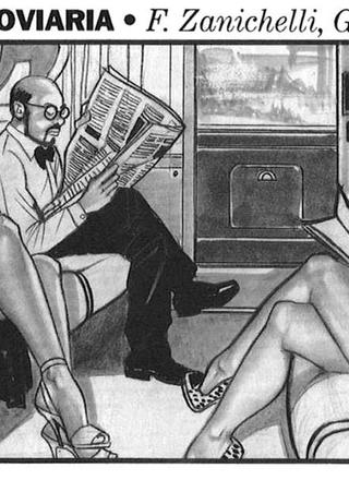 Aventura Ferroviaria de Giovanna Casotto