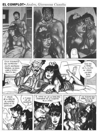El Complot por Giovanna Casotto