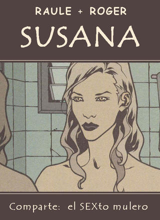 Susana by Guion Raule, Dibujos Roger