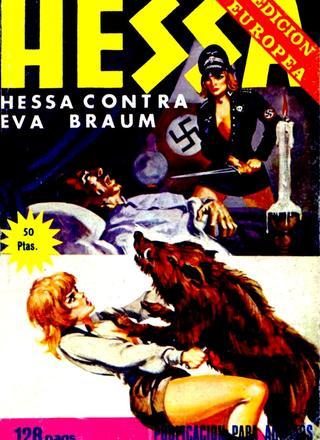 Hessa contra Eva Braum por Hessa