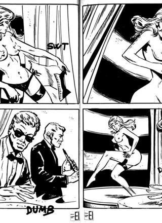 Espionaje Mortal por Hessa