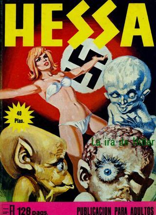La Ira de Hitler por Hessa