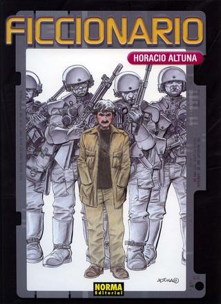 Ficcionario de Horacio Altuna