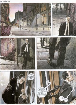 La Violacion by Horacio Altuna