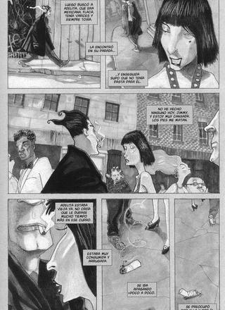 Hard Story de Horacio Altuna