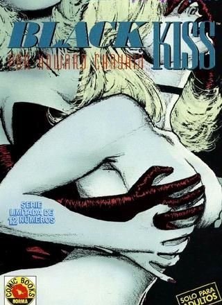 Black Kiss 3 de Howard Chaykin