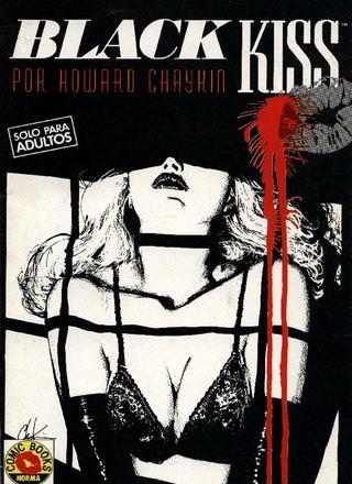 Black Kiss 1 de Howard Chaykin