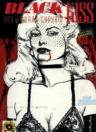 Black Kiss 11 de Howard Chaykin