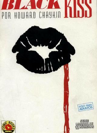 Black Kiss 12 de Howard Chaykin